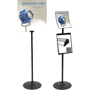 Observe Pro Sign Stand
